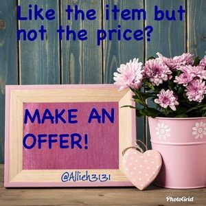 Other - 🌺Reasonable offers welcome!🌸
